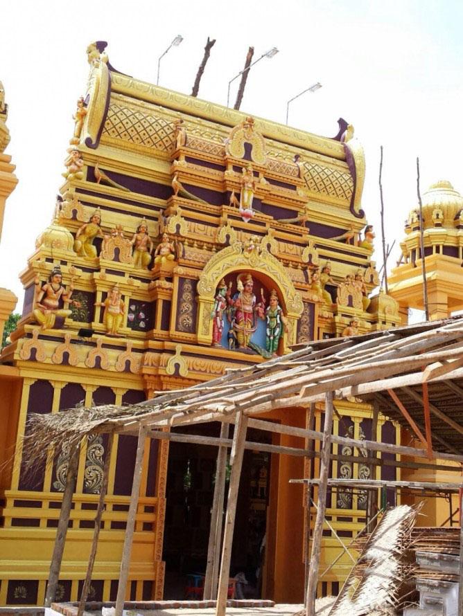 ஸ்ரீ சிவசுப்ரமணியர் ஆலய மகா கும்பாபிசேகம்!