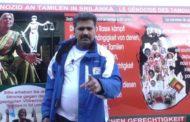 இறுதிப்போர் கட்ட காட்சிகளை ஜெனீவாவில் காட்சிப்படுத்திவரும் கஜனின் நேர்காணல்