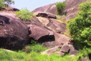 பள்ளிமலை,படலைக்கல் பண்டைத் தமிழர் வாழ்விடம்-வ.கிருஸ்ணா