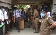 யாழ் தேர்தல் மாவட்ட வாக்களிப்பு நிலையங்களுக்கு வாக்குப் பெட்டிகள் அனுப்பிவைப்பு